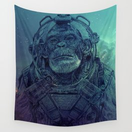 Apex-XIII: Mission I Wall Tapestry