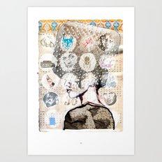 Témoin Oculaire Art Print