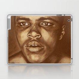 round 1...cassius clay Laptop & iPad Skin