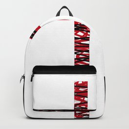 Frances Biblical ART CROSSES BEAUTY Backpack