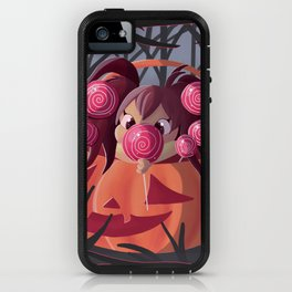 Halloween Candy iPhone Case