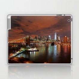 Downtown Manhattan Laptop & iPad Skin