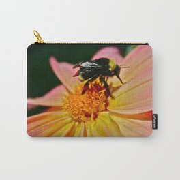 Winged Flower 01 Carry-All Pouch
