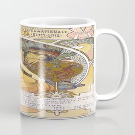 Vintage poster - Exposition Universelle & Internationale de St. Louis Coffee Mug