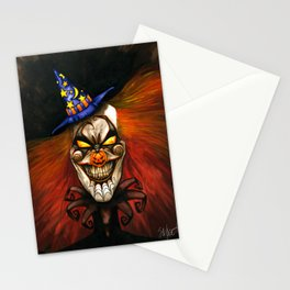 HALcLOWnEEN Stationery Cards