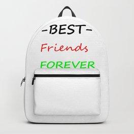 Best friends forever Backpack