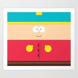 Erick Cartman Art Print