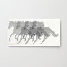 We Could Dance Metal Print