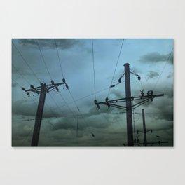 Voltronic  Canvas Print