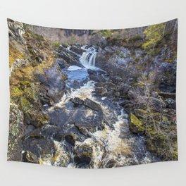 Rogie Falls Wall Tapestry