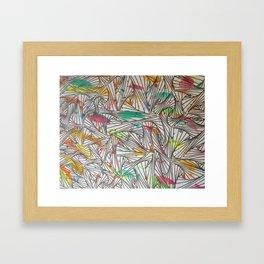 Impromptu Framed Art Print