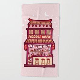 Noodle House Beach Towel