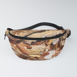 It's OK, go nuts! Fanny Pack