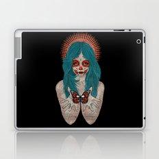 Santa Muerte Laptop & iPad Skin