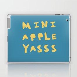 Mini Apple Yasss Laptop & iPad Skin