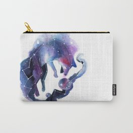 Galaxy Fox Carry-All Pouch