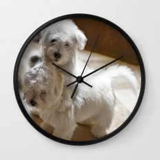 What? Do I have to stop! Wall Clock