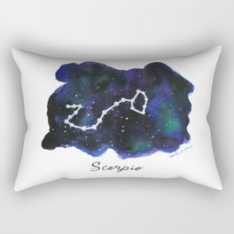 Scorpio Rectangular Pillow