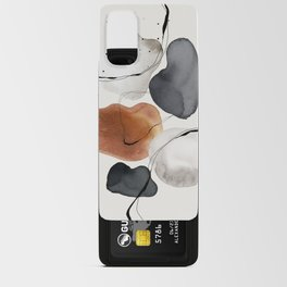 Abstract World Android Card Case