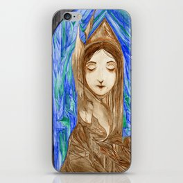 Our Lady iPhone Skin