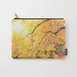 New York City Autumn Sun Carry-All Pouch