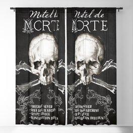 Motel de Morte Blackout Curtain