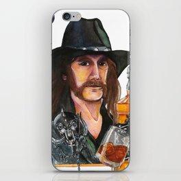 On Parole iPhone Skin