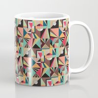 prism Mugs featuring Prism by Kerry Lacy