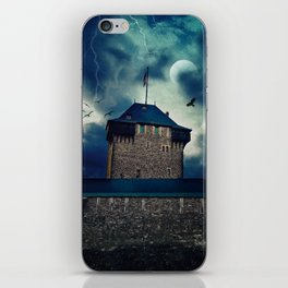 Castle Burg iPhone Skin
