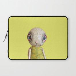 Sheldon The Turtle - Green Laptop Sleeve