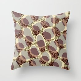 pattern 023 Throw Pillow