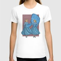 sisters T-shirts featuring Sisters by Karen Hallion Illustrations