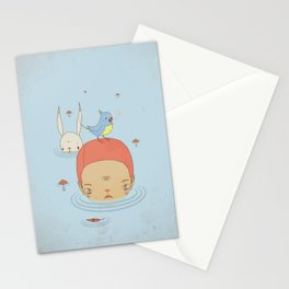 COME BACK HOME Stationery Cards