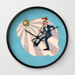Lio D'Or Wall Clock