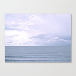 Be Still Ocean Part 1 Canvas Print
