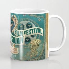 Southwest Gay & Lesbian Film Festival 2014 Coffee Mug