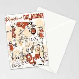 Pride of Oklahoma Stationery Cards