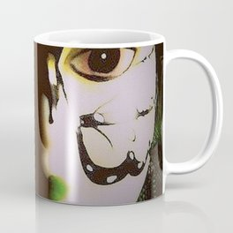 Doll In Color Coffee Mug