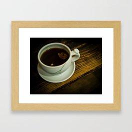 Korean Tea Framed Art Print