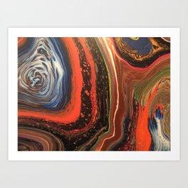When Planets Align Art Print