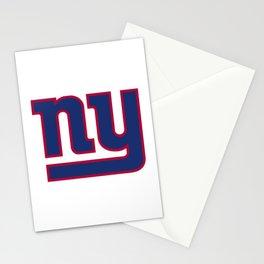 NYG Logo Stationery Cards