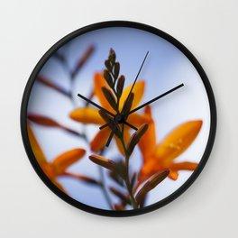 Reach for the Sky Wall Clock
