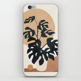 Minimal Pot Life II iPhone Skin