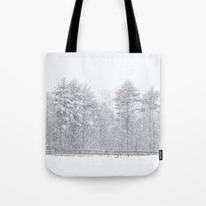 One Snowy Day Tote Bag