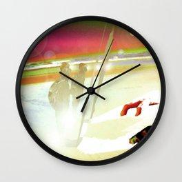 Summoning Allies Wall Clock