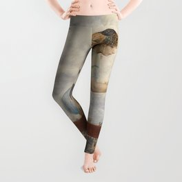 The Hunchback of Notre Dame - Luc-Olivier Merson Leggings