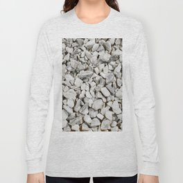 Stone Marble Chips Long Sleeve T-shirt