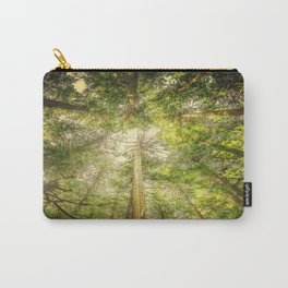 Forest Tree Tops Carry-All Pouch