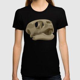 Turtle skull head T-shirt