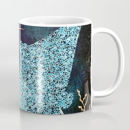 Metallic Stingray II Coffee Mug